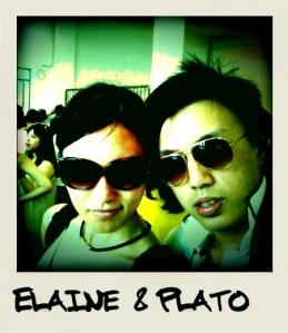 plato & elaine