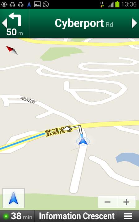 個 Navigation 非常好用!