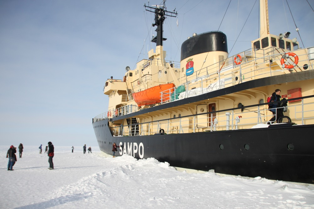 Sampo Ice Breaker