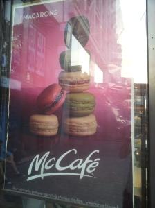 巴黎的 McCafe 咁 high 賣 macaron!