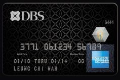 DBS Black card