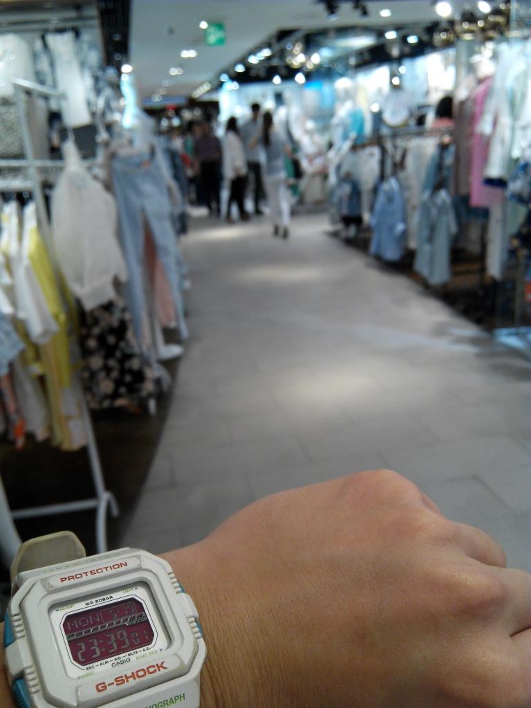 午夜shopping