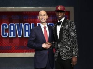 2014 NBA No.1 Pick: Andrew Wiggins