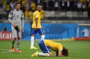 巴西慘敗7-1