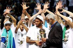 2014 NBA Finals MVP: Kawhi Leonard