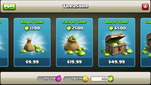 現在的 games 都是靠 in-app purchase 賺錢