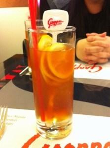 Grappas 的凍檸茶