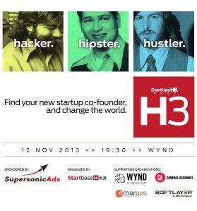 Hacker, Hipster, Hustler