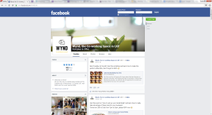 Wynd facebook page