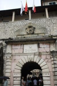 Kotor 舊城入口