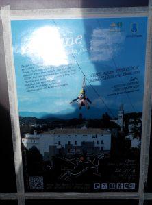 Zipline @ Pazin, Croatia