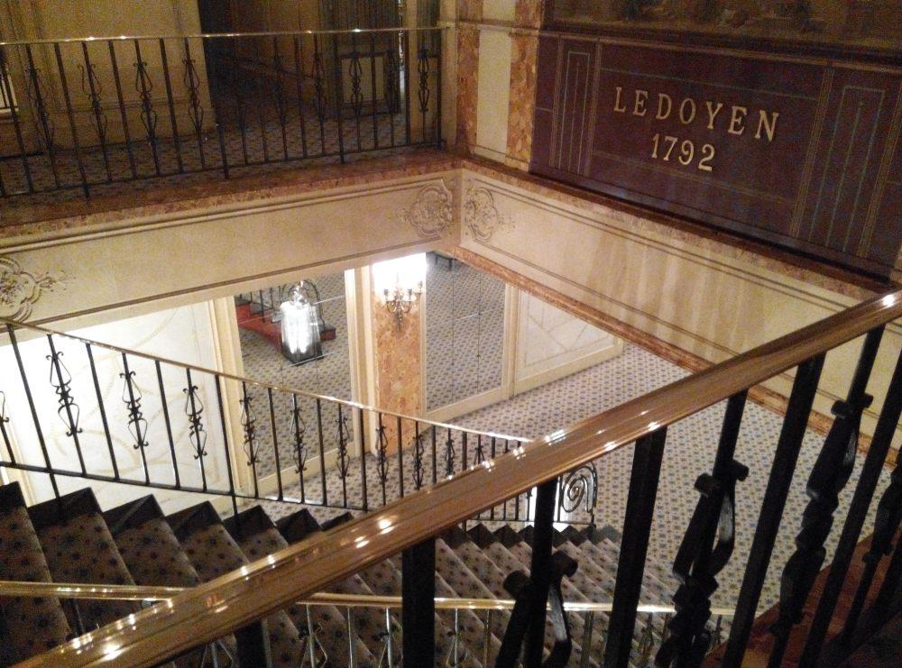 Ledoyen 1792年開業