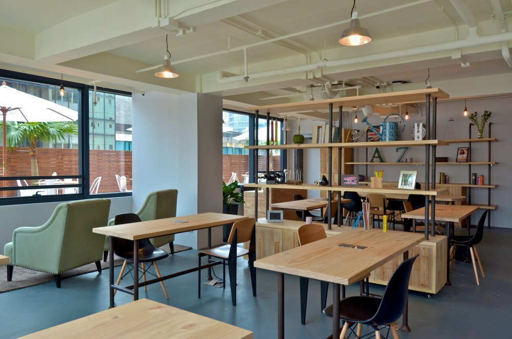 甚麼人會用 Co-working Space