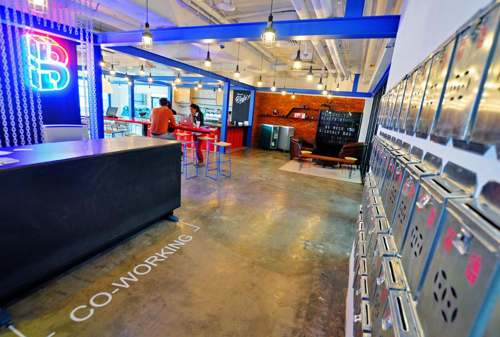 blueprint 的崛起對香港的 co-working space 生態都有頗大的沖擊