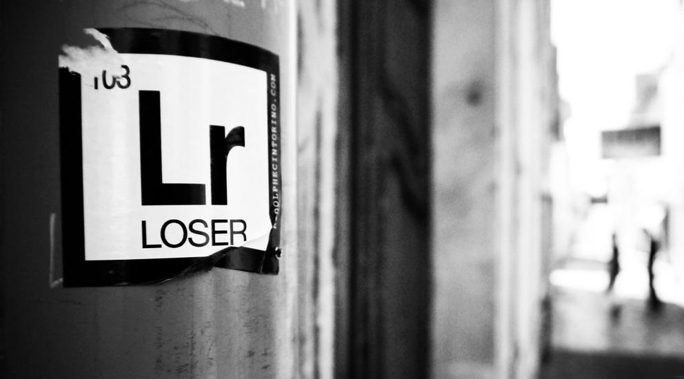 Lr /// LOSER