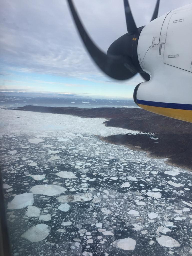 Greenland 就在腳下!