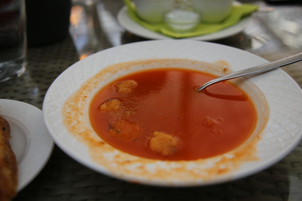 超濃郁番茄湯
