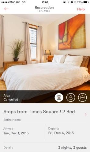 我的 Airbnb 黑暗之旅